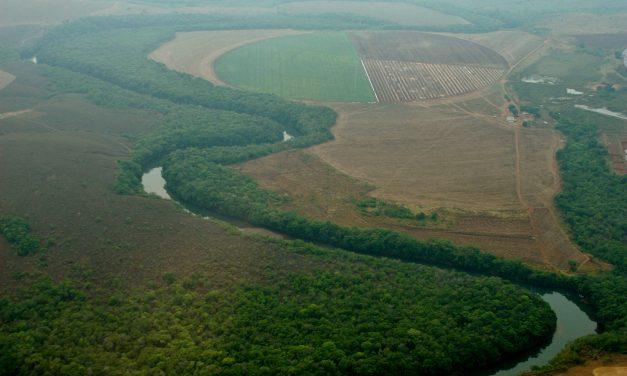 Reguladora proíbe novas outorgas de irrigação